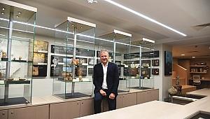 İZTO Müzesi'ndeki seramikler, bilimsel kitap oluyor