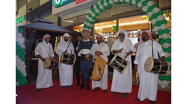 Konyalı Ahmet Usta Bahreyn'de