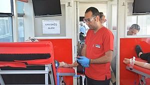 Türk Kızılayı Aliağa'da Gönüllü Bağışçılarını Bekliyor