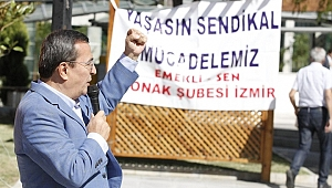 Başkan Batur: Parti örgütümün emrindeyim