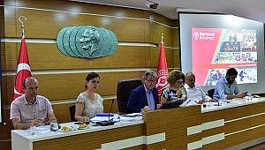 "Bornova'nın ""stratejik planına"" meclis onayı"