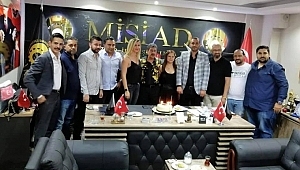 MİSİAD Genel Başkanı Feridun Öncel İzmir'de