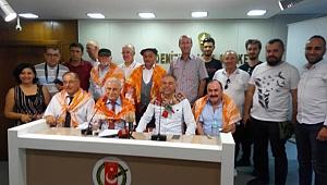 Pamukkale Yörük-Türkmen Derneği Yönetimi Medya İle Buluştu