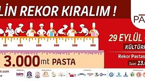 Pastacılar İzmir'de Buluşacak