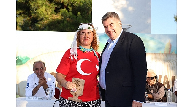 """6. Germiyan Festivali """"Ekmek Yarışması"""" ile sona erdi."""