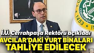 Cerrahpaşa Rektörü Prof. Dr. Nuri Aydın,