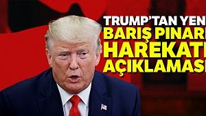 Donald Trump'tan kafa karıştıran açıklama