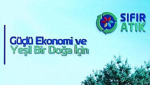 İzmir'de belediyelerde kaç ton atık toplandı?