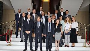 Macar firmalar, İZTO'da Türk partner aradı