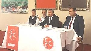 MHP İzmir 5 Bin Kişiyi Eğitiyor