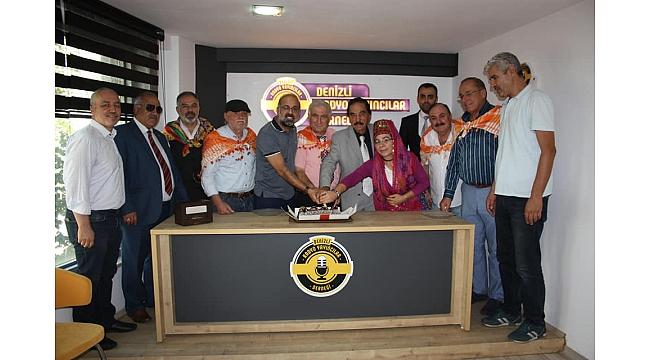 Pamukkale Yörük Türkmen Derneğinden Ziyaret
