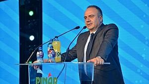 Pınar Su yeni ürünlerini Anuga Gıda Fuarı'nda tanıttı.
