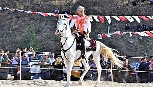 Rahvan atlar Cumhuriyet için koştu