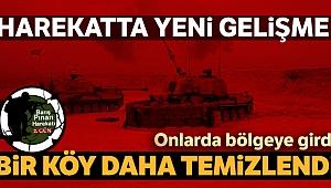 Tel Fender köyü PKK/PYD'den temizlendi!