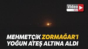 Zormağar'da PKK/ YPG hedefleri yoğun ateş altında