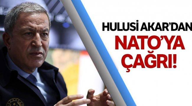 Akar'dan NATO'ya çağrı
