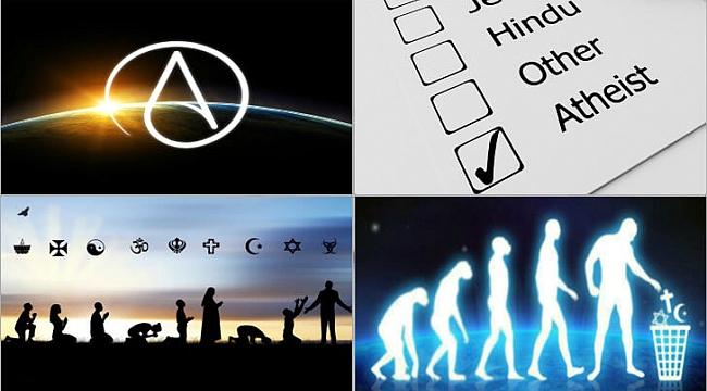 Ateizm ve Ataizm Tarihi