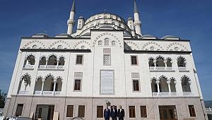 Bilal Saygılı Camisi, Erdoğan'ın katılımıyla açılacak