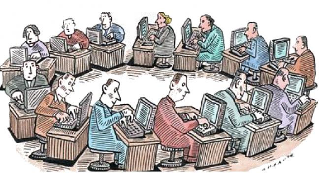 Bürokrasi ah bürokrasi