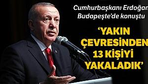 Cumhurbaşkanı Erdoğan: 'Mazlum Kobani denilen adamın Bağdadi'den bir farkı yok'