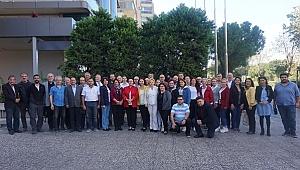 İGC, Aydınlı meslektaşlarıyla buluştu