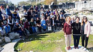 İkinci Uluslararası Kadın Felsefeciler Kongresi Muğla'da yapıldı.