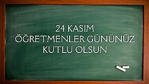 İYİ Kİ ÖĞRETMENİM..
