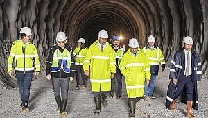 İzmir'in en uzun tüneli için yeni ihale