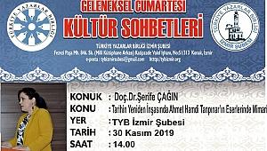İzmir Yazarlar Birliği Seminerleri hız kesmeden devam ediyor