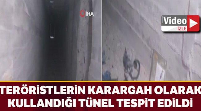 MSB: 'Tel-Abyad'da terör örgütü PKK/YPG 'ye ait tünel tespit edildi'