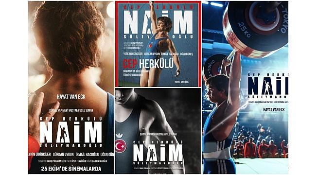 'Naim' Filminin İzmir Galası Optimum'da Gerçekleşecek