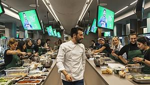 "Şef Danilo Zanna, ""Pınar Chef""i seçti"