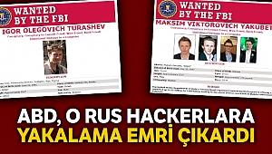 ABD, Rus hackerlara karşı savaş açtı