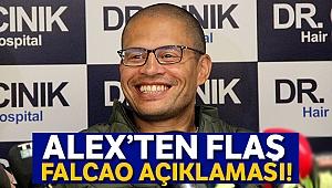 Alex de Souza'dan çarpıcı açıklamalar!