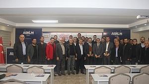 Askon Üyeleri İzmir'de Devlet Destekleri Hakkında Bilgilendirildi
