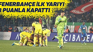 Fenerbahçe Galibiyetle Kapattı
