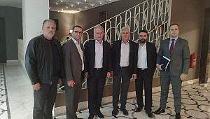 İzmir Bosna Sancak Derneğinden Balkanlara ziyaret