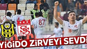 Sivasspor zirveyi sevdi