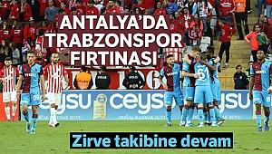 Trabzonspor Zirve Takibine Decam