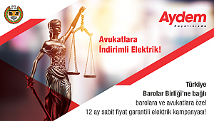 Avukatlara İndirimli Elektirik