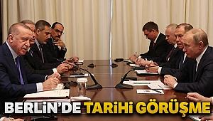 Libya Zirvesi Başladı