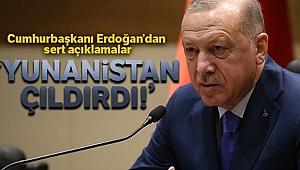 Cumhurbaşkanı Erdoğan, 'Miçotakis oyunu yanlış oynuyor'