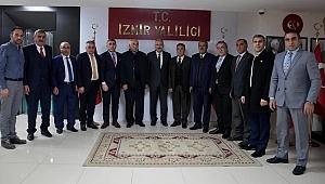 Ege Bölgesindeki Erzincanlılar tek çatı altında birleşti