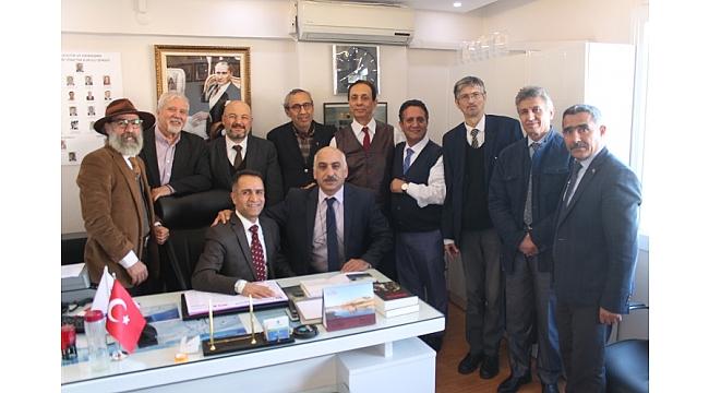 Elazığ Kültür ve Dayanışma Derneğinden gazetecilere kahvaltı
