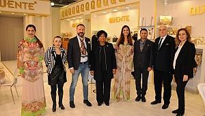Gana Büyükelçisi İzmir Gelinlik Ve Abiye Fuarı'nda