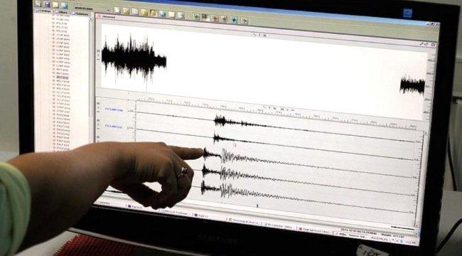 Marmaris'te 5.4 büyüklüğünde deprem meydana geldi