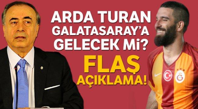 Mustafa Cengiz: 'Arda Turan gündemimizde yok, bize intikal eden bir şey de yok'