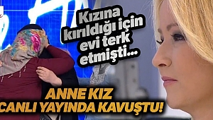 Türkiye'nin beklediği buluşma Müge Anlı'da gerçekleşti