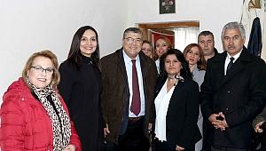 """""""Aydınlık bir Türkiye kadınlarımızın elinde yükselecek"""""""