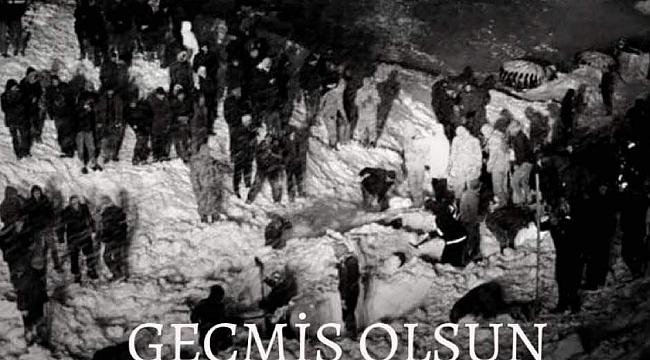 BAŞIN SAĞOLSUN TÜRKİYE'M